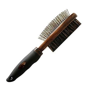 Cepillo de Belleza para depilación de Mascotas, Peine de Doble ...