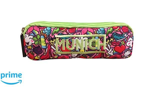 Munich Animal Estuches, 21 cm, 2 litros, Rosa: Amazon.es ...