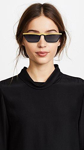 eb53cee82b4 Amazon.com  Prada Women s Ultravox Sunglasses