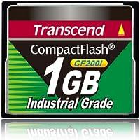 Transcend 1GB Industrial Cf Card 200X (ULTRADMA4)
