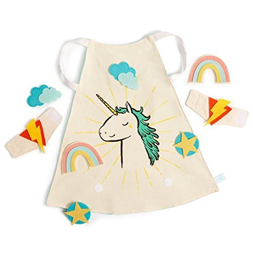 Play On Word Costume Ideas (Seedling Littles Magical Hero Dress Up Cape Costume Kit for Toddlers Ages 2-4)