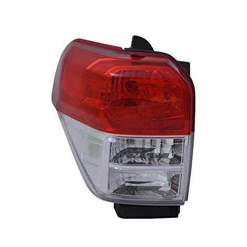 TYC 11-6506-00-1 Toyota 4Runner Left Replacement Tail Lamp (4runner Driver Replacement Toyota)