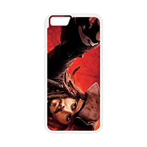 iPhone 6 4.7 Inch Cell Phone Case White Pirates of the Caribbean V8407211