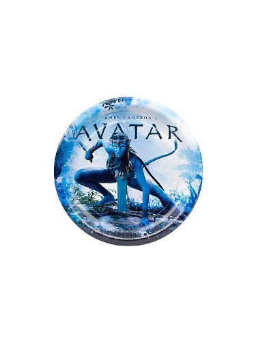 Avatar Dessert Plates Package of 8 ()