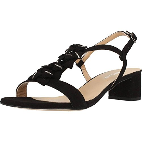 KESS Chanclas 7748M para Color Y para KESS Negro Modelo Chanclas Sandalias Marca Mujer y Negro Sandalias Mujer HZ5B7x6q