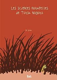 Les sciences naturelles de Tatsu Nagata : Le pou par Tatsu Nagata