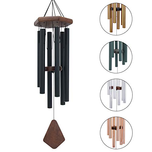 ASTARIN Memorial Wind Chimes Outdoor Large Deep Tone, 30 Inch Wind Chime Outdoor, Sympathy Wind-Chime Personalized with…