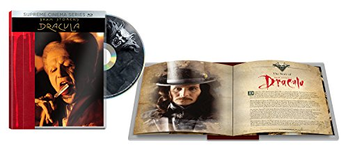 Bram Stoker's Dracula Supreme Cinema Series (Blu-ray + UltraViolet + Limited Edition Clear Case Packaging) ()