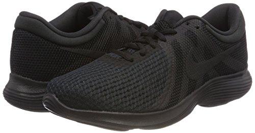 Wmns Pour 002 Femme Chaussures Noir noir De Revolution 4 Eu Nike Course 0qwdT10x