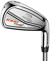 The KING Utility iron is our first ever adjustable long iron giving you the choice of playing as a 2 iron or 3 iron.