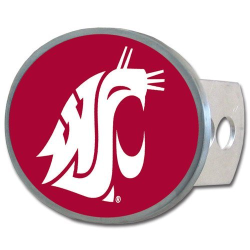 - NCAA Washington State Cougars Oval Hitch Cover