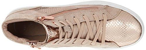 Sneakers Tozzi Femme Comb Marco Hautes 596 25202 Rose Rose SzqPEw