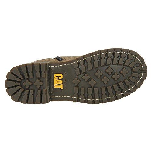 Caterpillar , Sandales Compensées femme - Fern Suede Leather