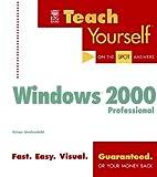 Microsoft Windows 2000 Professional, Brian Underdahl, 0764546023