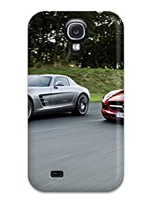 linJUN FENGECMtdhg360xljgv Tpu Case Skin Protector For Galaxy S4 Vehicles Car With Nice Appearance