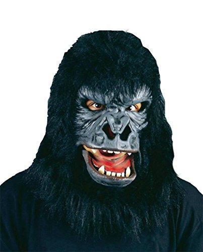 Two Bit Roar Gorilla King Animal Latex Adult Halloween Costume Mask