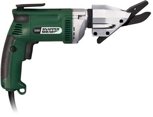 Fiber Cement Siding - PacTool SS404 Contractor Grade Snapper Shear For Cutting Up To 5/16