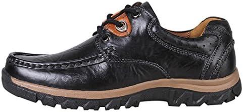 レンシー メンズ 上質 本革 登山靴 アウトドア ファッション 柔らか 通気性 耐久性 防水性 車縫い 速乾性 男性用 手作り 通勤 滑り止め 快適 皮靴 四季 トレッキングシューズ