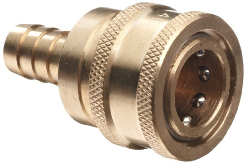 Hydraulic Hose Quick Coupler - 9
