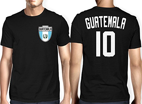 Mens Guatemala Guatemalan Football T shirt
