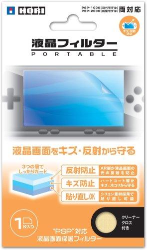 psp 2000 screen protector (Hori Psp Screen Protector 2000)