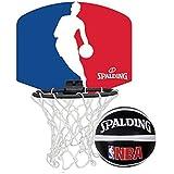 Spalding NBA Mini Logoman Backboard Set
