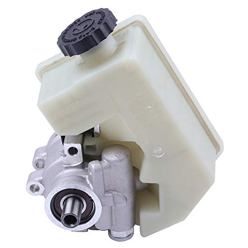 ECCPP 20-64610 Power Steering Pump Power Assist Pump Fit for 2002 2003 2004 2005 2006 Jeep Liberty -