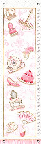 Oopsy Daisy Growth Chart, Little Princess, 12