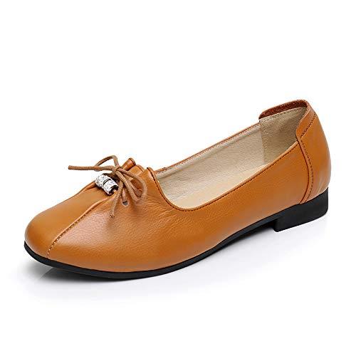 de la Planos la de Zapatos Boca Trabajo de B Correa Boca cómodos Zapatos la Baja de del Oficina Cuero FLYRCX de cómodos Zapatos q6Xvza