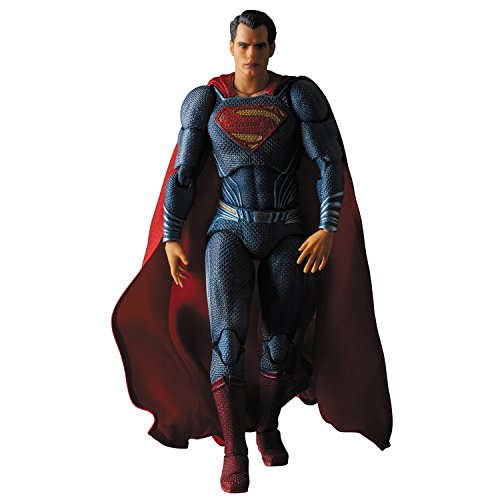 Medicom Batman v Superman: Dawn of Justice: Superman MAF EX Action Figure -