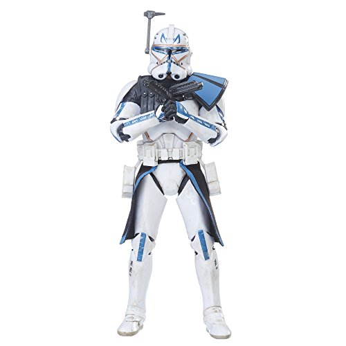 Star Wars The Black Series Clone Captain Rex]()
