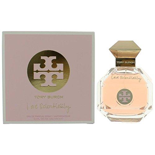 Tory Burch Love Relentlessly 3.4 Oz Eau De Parfum Spray For (Jewel 3.4 Ounce Spray)
