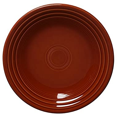 Fiesta 10-1/2-Inch Dinner Plate, Paprika