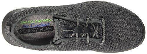 Noir Flex 0 2 Skechers Baskets Cravy Gris Charcoal Homme Advantage 0qwg4dgv