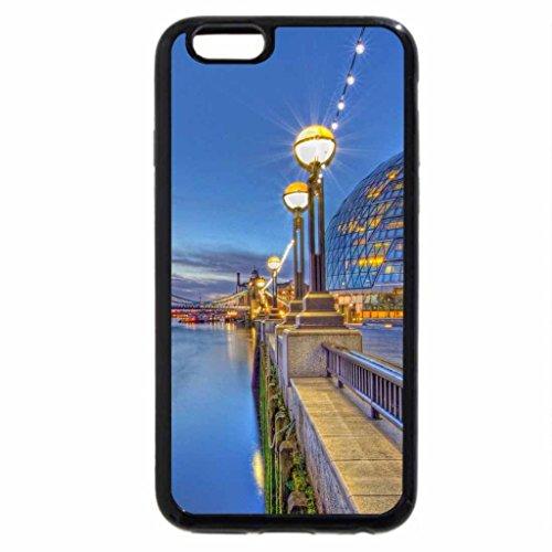 iPhone 6S / iPhone 6 Case (Black) London