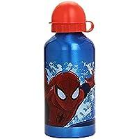 Kids Euroswan Cantimplora de 500 ml, Estampado Spiderman