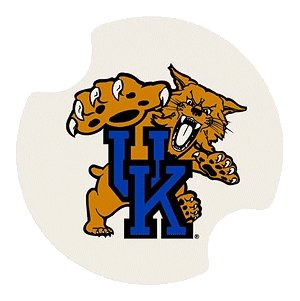 (Thirstystone University of Kentucky Carsters - Coasters for Your Car)
