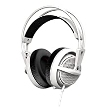 SteelSeries Siberia 200 Gaming Headset-White