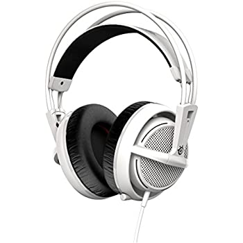 SteelSeries Siberia 200 Gaming Headset - White (formerly Siberia v2)