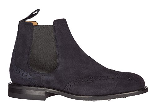 Herren Churchs Boots Stiefeletten ravenfield Wildleder blu 6wP78