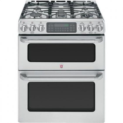freestanding double oven - 2