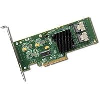 LSI 9211-8i/LSI2008 8Port 6Gbs SASSATA PCI-Express x8 Internal RAID Host Bus Adapter