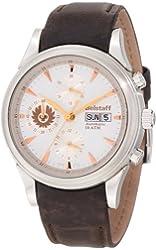 Belstaff Men's BLF1004-AA Vintage Automatic White Dial Watch