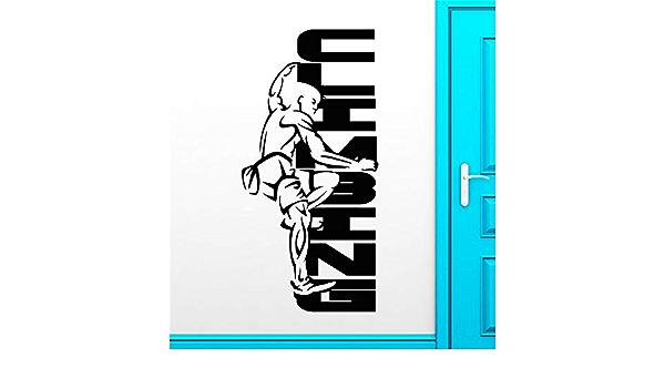 pegatinas de pared 3d Escalada en Roca Logo Extreme Sport ...