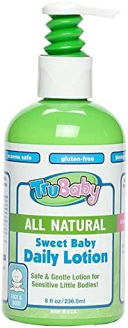 Baby Lotion: TruBaby Sweet Baby Daily