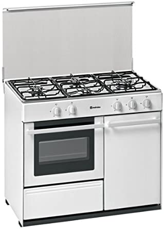 Meireles G 2940 V Independiente Encimera de gas Blanco - Cocina (Cocina independiente, Blanco