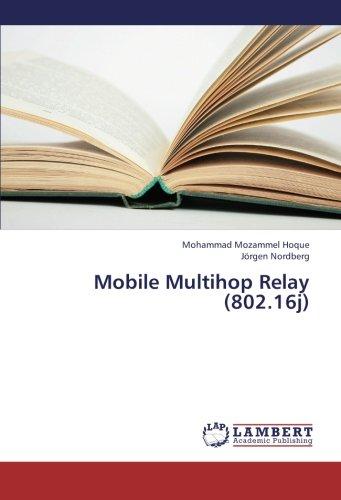 Mobile Multihop Relay (802.16j) ebook