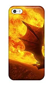 New Premium MeSusges Dragoes 3d Skin Excellent Fitted Case For Sam Sung Galaxy S4 I9500 Cover