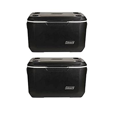 Coleman 70-Qt Full Size Chest Cooler - 2 Cooler