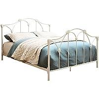 HOMES: Inside + Out IDF-7731EK Tortois Camelback Bed E, Eastern King